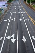 Street Arrows