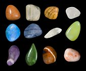 Assorted Crystal Gemstones 2