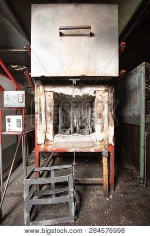 Industrial Electric Furnace For Hardening