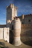 Torre del castillo de Mota