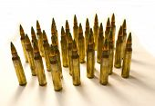 Military Assault Rifle Ammunition