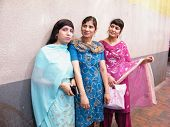 East Indian ladies