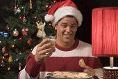 That's Santa's!