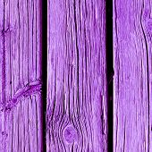 Old Weathered Wooden Plank Background Painted In Proton Purple, Wooden Texture Wall Background poster