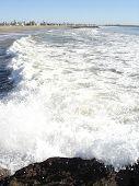 Beach In Oxnard, Ca
