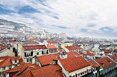 Lisbon, View To The Alfama