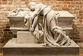 Sarcophagus Of Vaclav Svagrovska In Prague