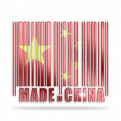 made in china bar code