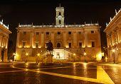Campidoglio, Capitoline Hill In Rome
