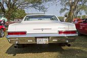 1966 Chevy Impala Rear View