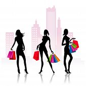 Ladies Go Shopping