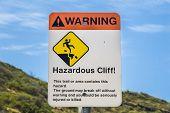 Hazardous Cliff
