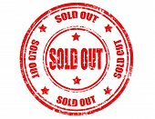 Sold Out-stamp
