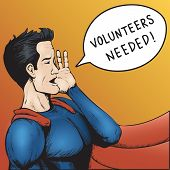 pic of trumpet  - Volunteers Wanted - JPG
