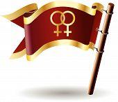 Royal-flag-sex-female-female