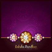 foto of rakshabandhan  - beautiful indian hindu festival of rakshabandhan - JPG