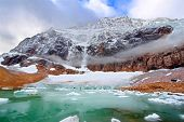 Nationaal Park Mount Edith Cavell Jasper