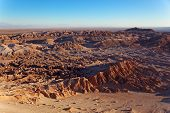 Valley Of The Moon, San Pedro De Atacama, Chile
