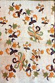 Batik - Phoenix Motif
