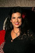 'LOS ANGELES - NOVEMBER 9: Rebekah Del Rio at the opening of