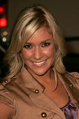 LOS ANGELES - NOVEMBER 09: Kristin Cavallari at the Los Angeles Premiere of