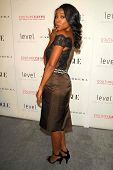 LOS ANGELES - NOVEMBER 13: Gabrielle Union at the opening of the Carolina Herrera Los Angeles Boutique at Carolina Herrera on November 13, 2006 in Los Angeles, CA.