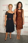 LOS ANGELES - NOVEMBER 13: Carolina Herrera and Lauren Graham at the opening of the Carolina Herrera