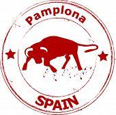 Постер, плакат: Spain Pamplona