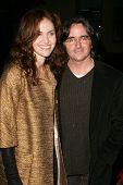 LOS ANGELES - NOVEMBER 27: Amy Brenneman and Brad Silberling at the premiere of