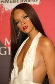 LAS VEGAS - DECEMBER 04: Rihanna in the press room at the 2006 Billboard Music Awards, MGM Grand Hot