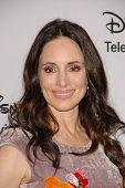 Madeleine Stowe at the Disney ABC Television Group 2013 TCA Winter Press Tour, Langham Huntington Ho