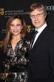 Lena Olin, Lasse Hallstrom at the BAFTA Los Angeles 2013 Awards Season Tea Party, Four Seasons Hotel, Los Angeles, CA 01-12-13