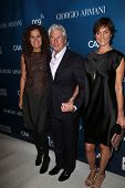 Roberta Armani, Richard Gere, Carey Lowell at the 2nd Annual Sean Penn & Friends