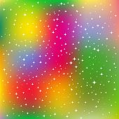 Bright sparkling background