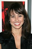 LOS ANGELES - DECEMBER 02: Constance Zimmer at the