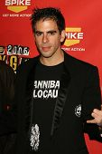 Eli Roth at Spike TV's 2006 Video Game Awards. The Galen Center, Los Angeles, California. December 8