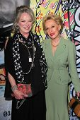 Veronica Cartwright, Tippi Hedren at the Red Line Tours Presents The