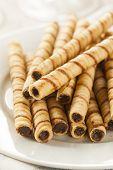 Gourmet Chocolate Hazelnut Pirouline