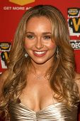 Hayden Panettiere at Spike TV's 2006 Video Game Awards. The Galen Center, Los Angeles, California. D
