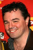 Seth MacFarlane at Spike TV's 2006 Video Game Awards. The Galen Center, Los Angeles, California. Dec