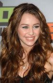CULVER CITY, CA - DECEMBER 02: Miley Cyrus at the VH1 Big in '06 Awards on December 02, 2006 at Sony