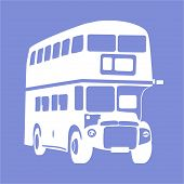 Bus Icon poster