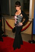 Paula Abdul at the premiere of