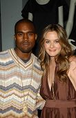 Alicia Silverstone and Kanye West Holiday Window Lighting to benefit the Kanye West Foundation Loop