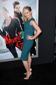 Marley Shelton at the
