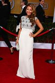 Vanessa Lengies at the 19th Annual Screen Actors Guild Awards Arrivals, Shrine Auditorium, Los Angel