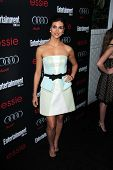 Morena Baccarin at the Entertainment Weekly Pre-SAG Party, Chateau Marmont, West Hollywood, CA 01-26-13