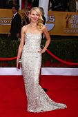 Naomi Watts at the 19th Annual Screen Actors Guild Awards Arrivals, Shrine Auditorium, Los Angeles, CA 01-27-13