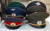 Soviet Army Caps