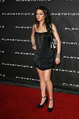 LOS ANGELES - OCTOBER 08: Lindsay Lohan at the Playstation 3 Launch Party October 08, 2006 in 9900 Wilshire Blvd, Beverly Hills, CA.